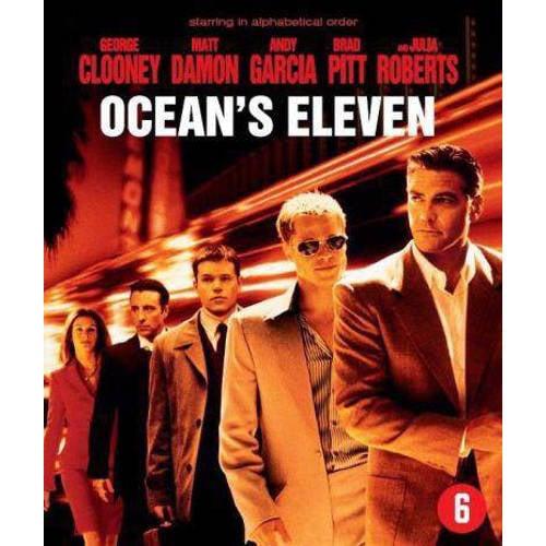 Ocean's eleven (Blu-ray) kopen