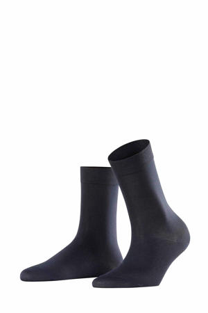 Cotton Touch sokken donkerblauw
