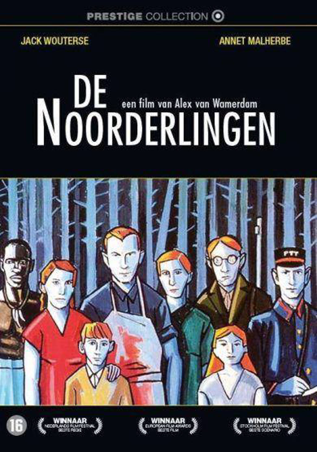 Noorderlingen (DVD)
