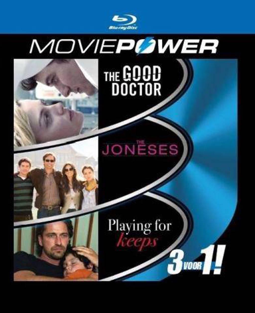 Moviepower box 8  (Blu-ray)
