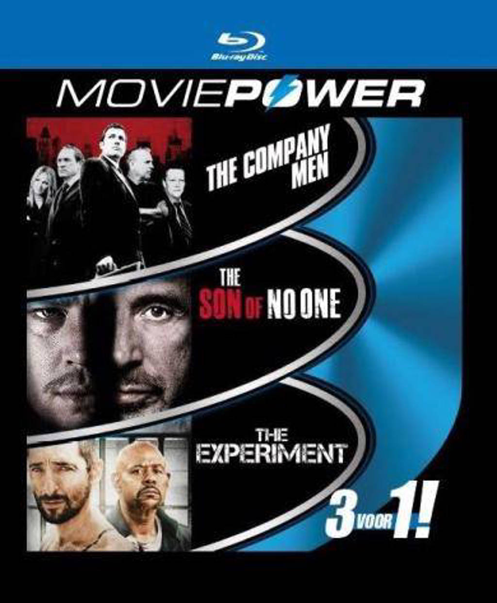 Moviepower box 6  (Blu-ray)