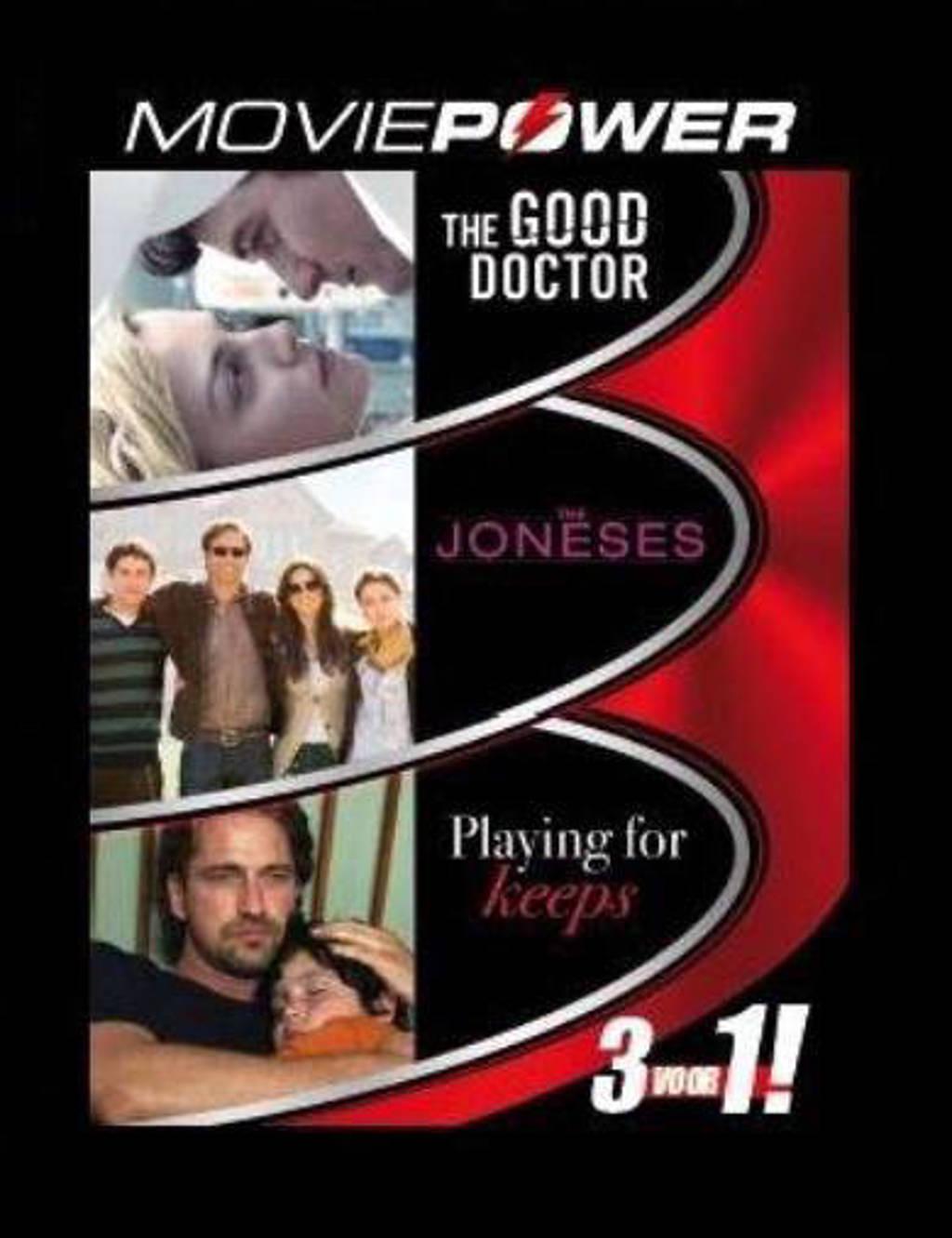 Moviepower box 8  (DVD)