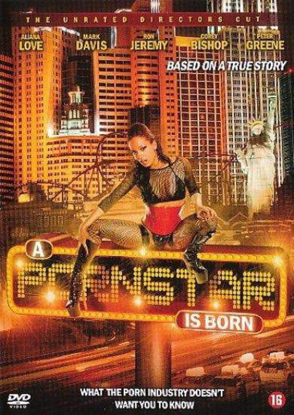 Pornstar is born (DVD)