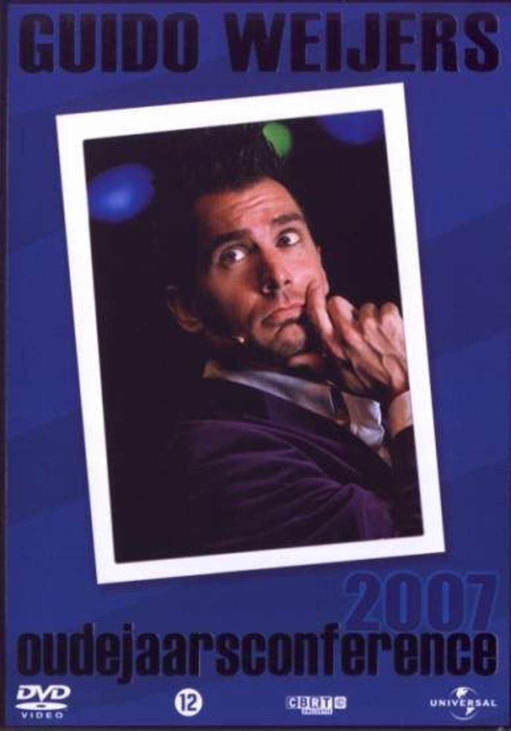 Guido Weijers-oudejaarsconference 2007 (DVD)