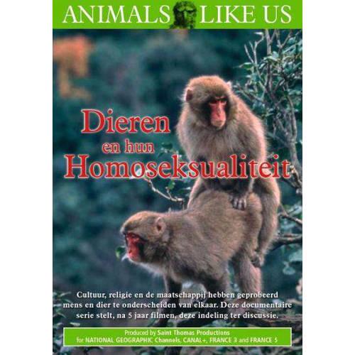 Dieren en hun homoseksualiteit (DVD) kopen