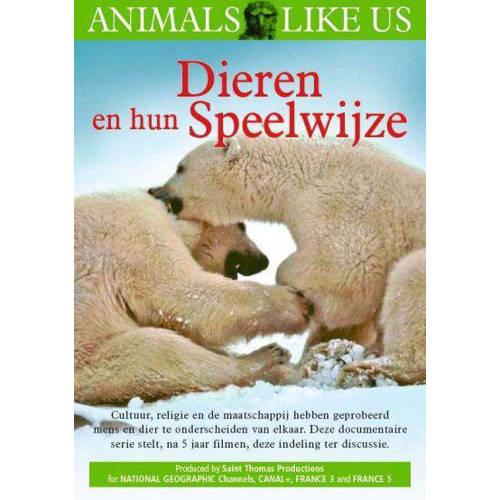 Dieren en hun speelwijze (DVD) kopen