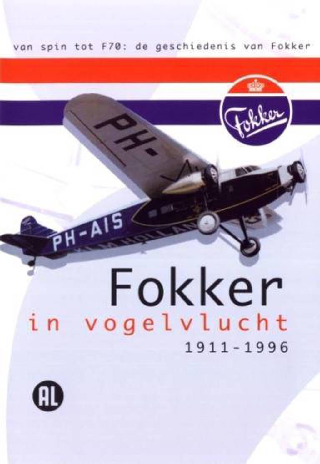 Fokker in vogelvlucht 1911-1996 (DVD)
