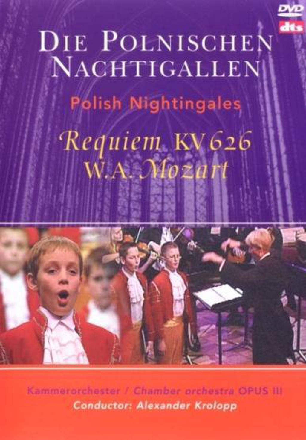 Polnischen nachtigallen - requiem KV626 (DVD)