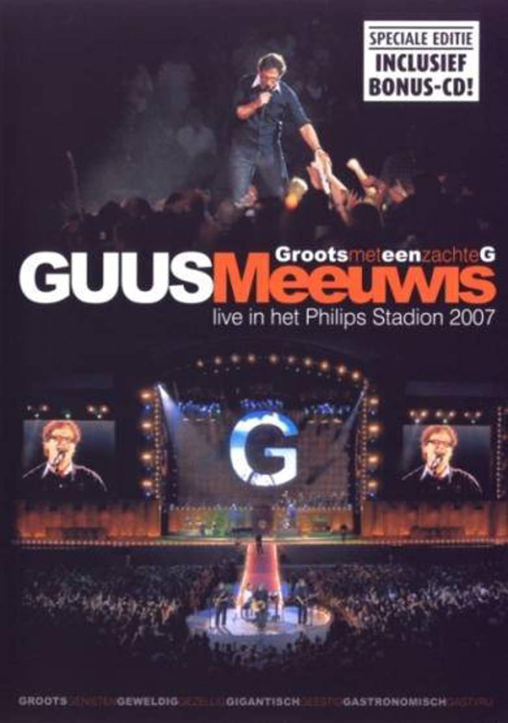 Guus Meeuwis - Groots met een zachte G 2007 (DVD)