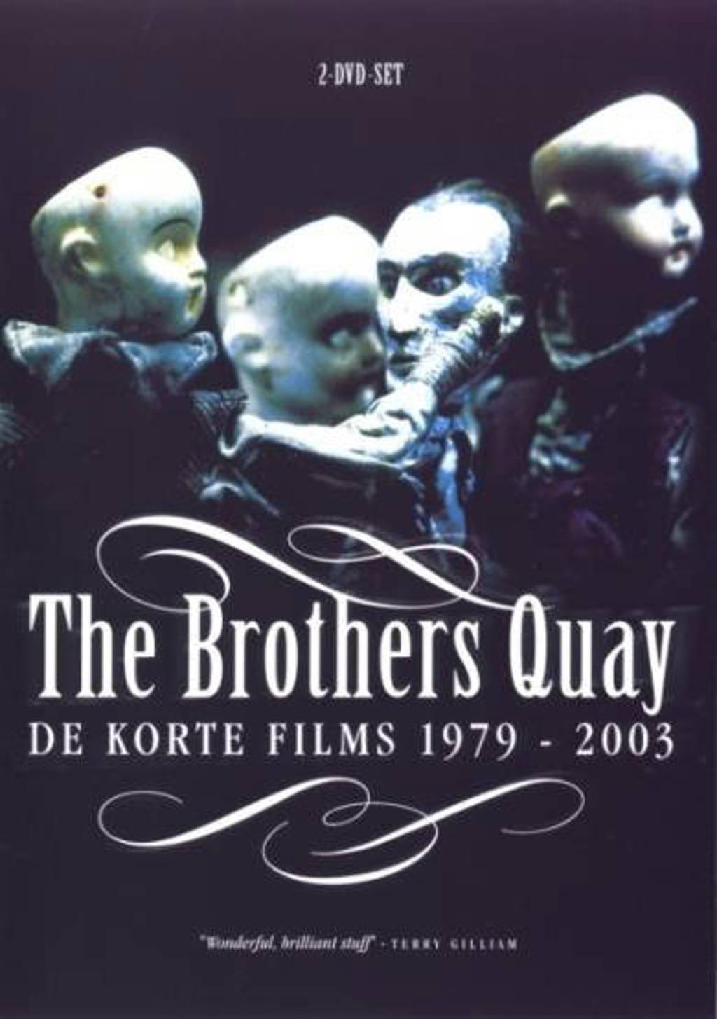 Brothers Quay-korte films 1979-2003 (DVD)