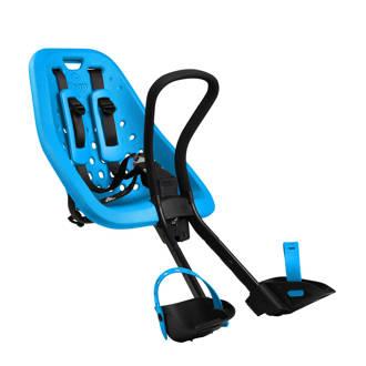 Mini fietsstoeltje voor blauw