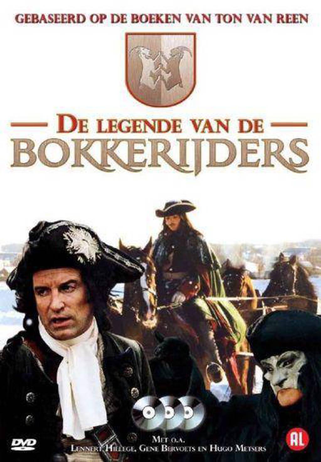 Legende van de bokkerijders (DVD)