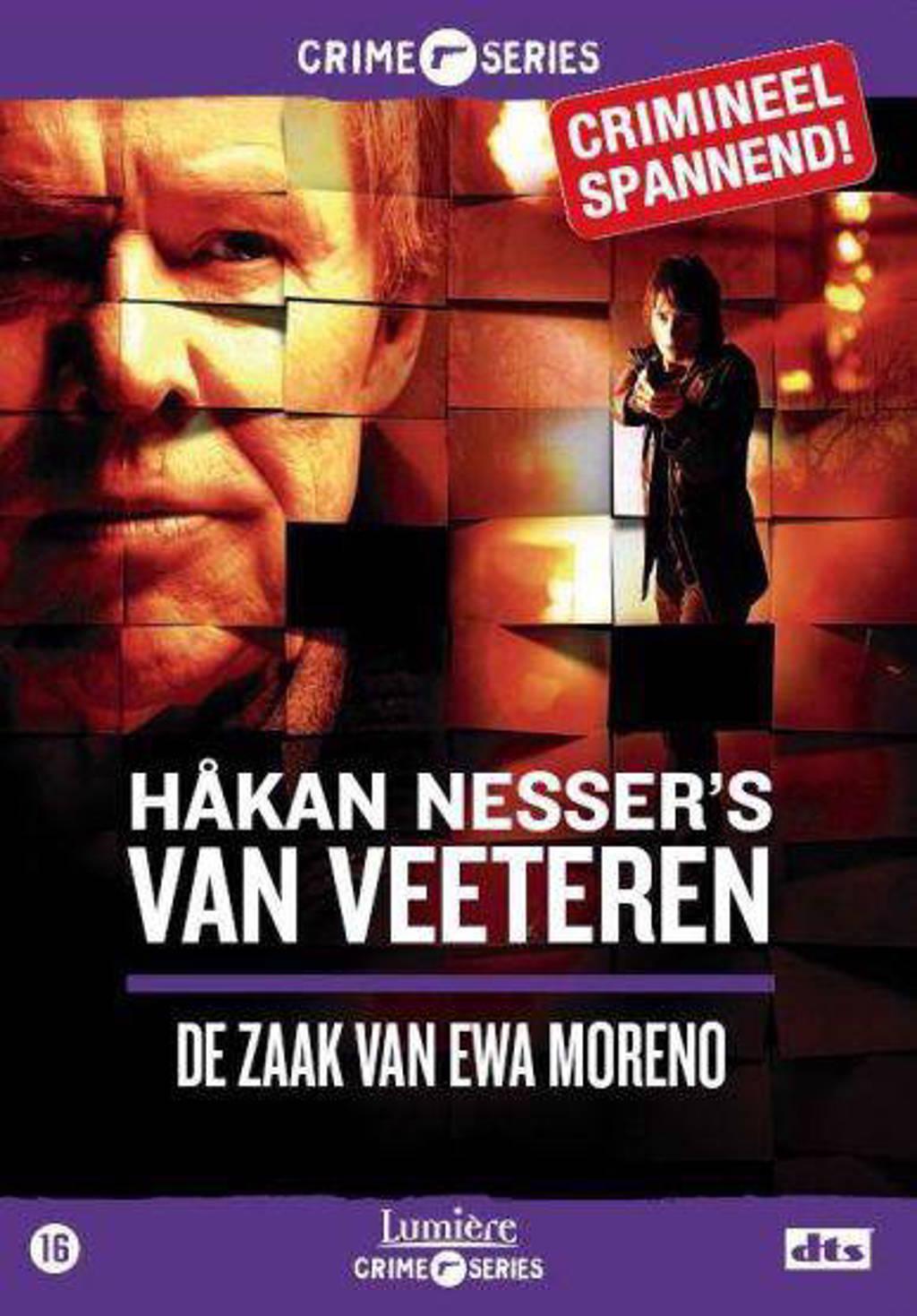 Van Veeteren - zaak van Ewa Moreno (DVD)