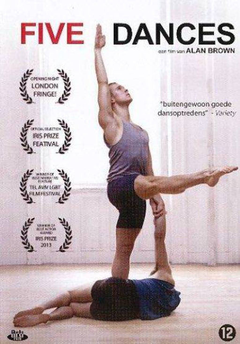 Five dances (DVD)