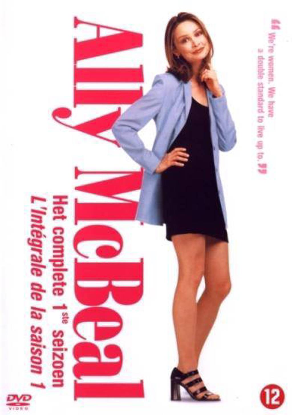 Ally McBeal - Seizoen 1 (DVD)