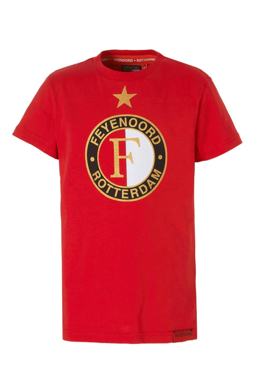 Feyenoord T-shirt   wehkamp