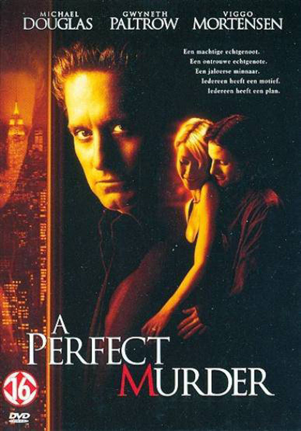 Perfect murder (DVD)
