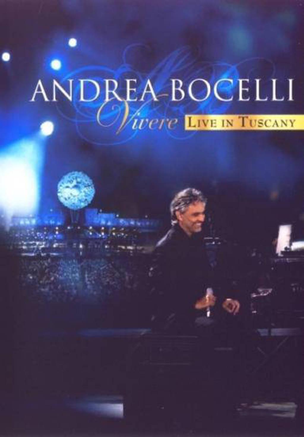 Andrea Bocelli - Vivere live in Tuscany (DVD)