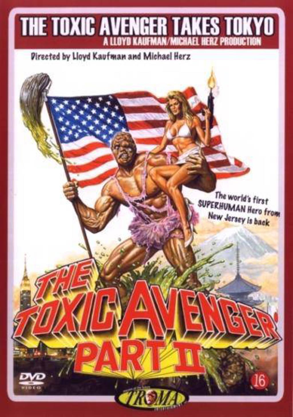 Toxic avenger 2 (DVD)