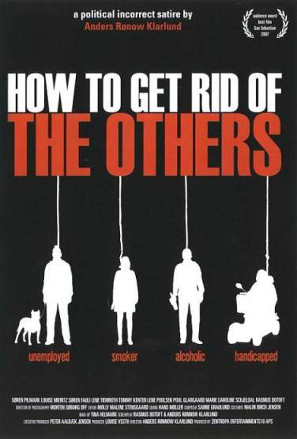 How to get rid of the others (DVD)