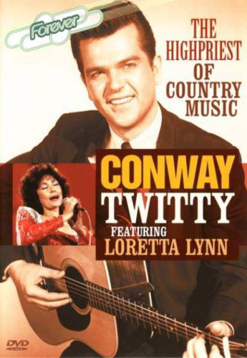 Conway Twitty - the highpriest of country music (DVD)