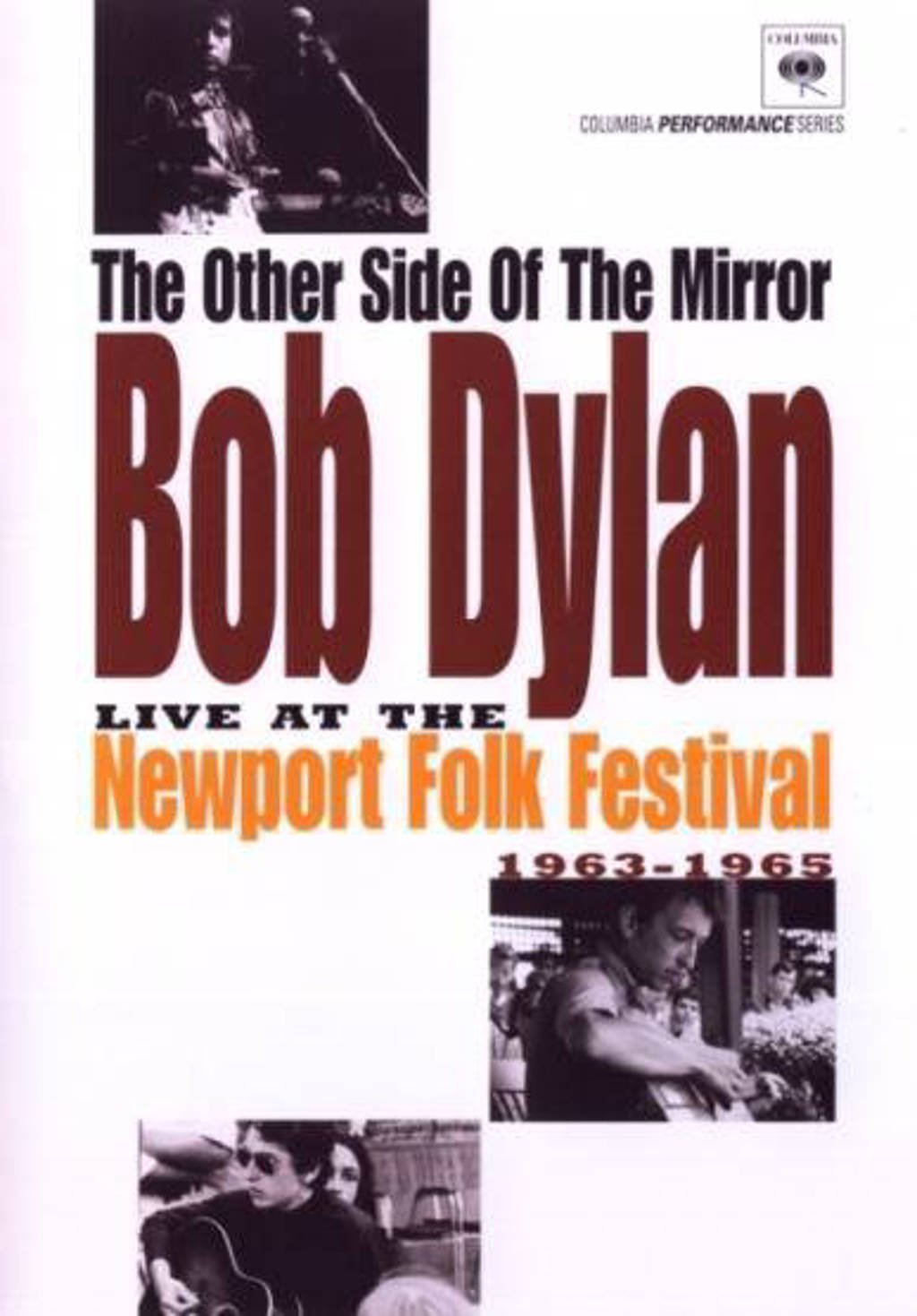 Bob Dylan - The other side of the mirror (DVD)