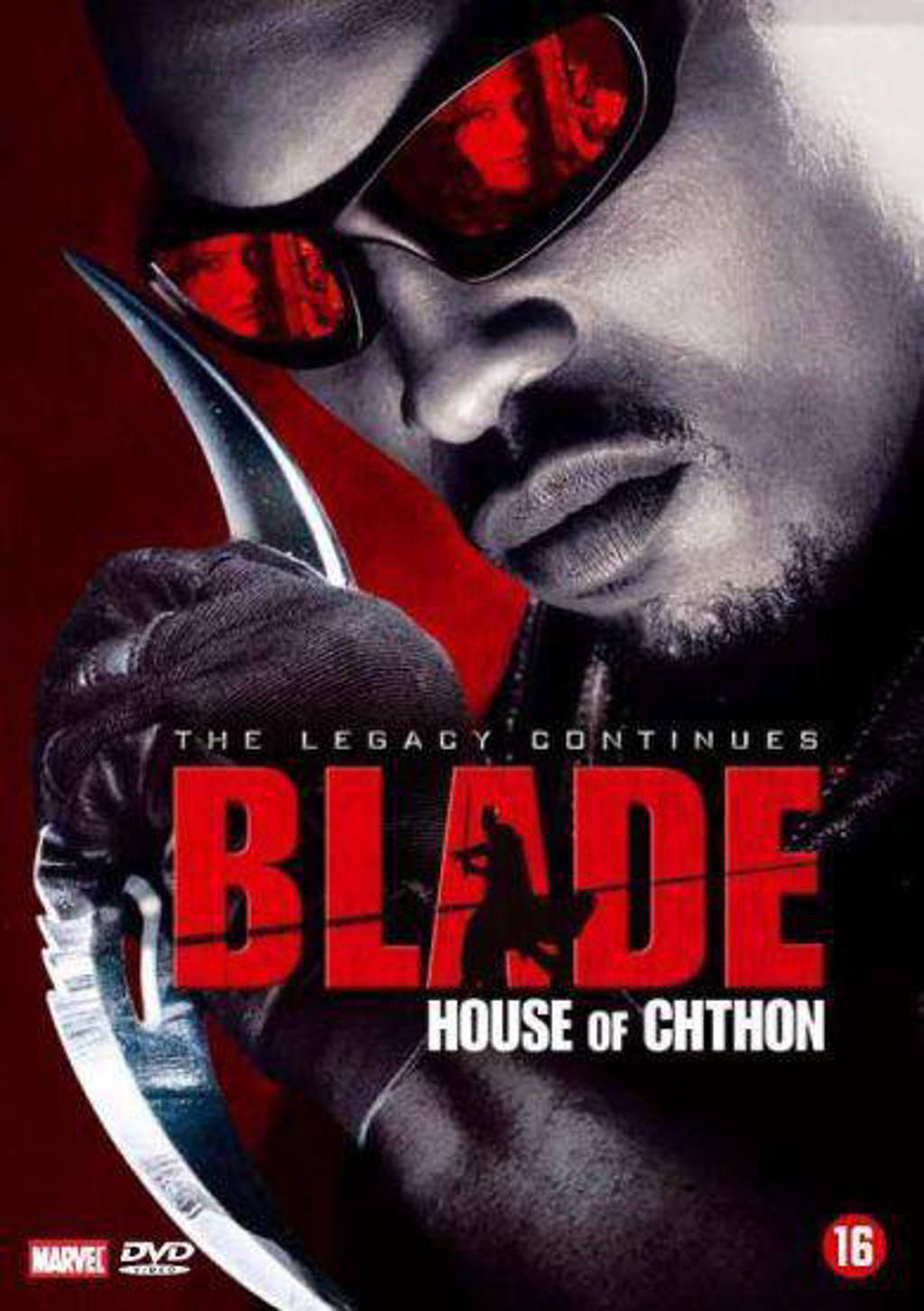 Blade-house of chthon (DVD)