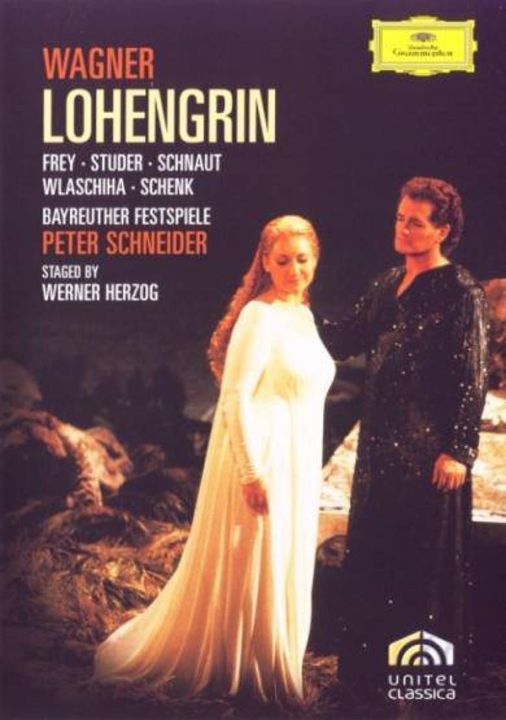 Wagner - lohengrin (DVD)