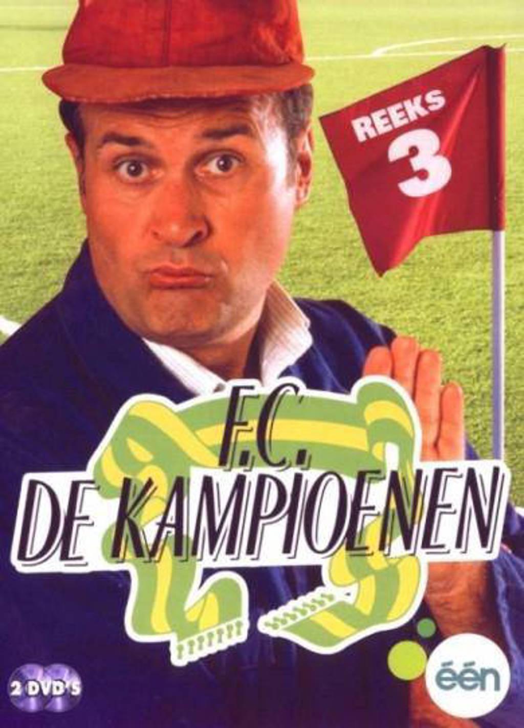 FC de kampioenen - Seizoen 3 (DVD)