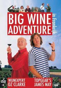 Big wine adventure - In Frankrijk (DVD)
