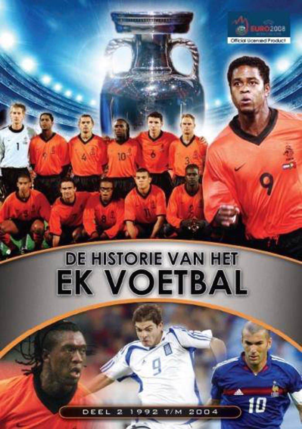 Historie EK voetbal 2 (DVD)