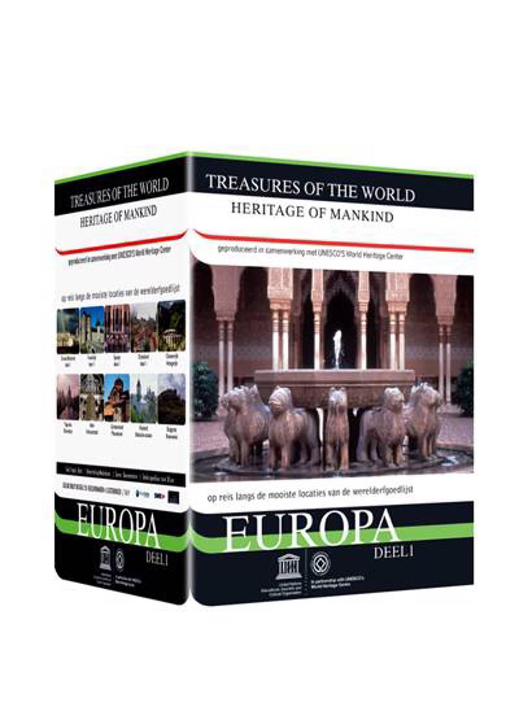 Treasures of the world - Europa 1 (DVD)