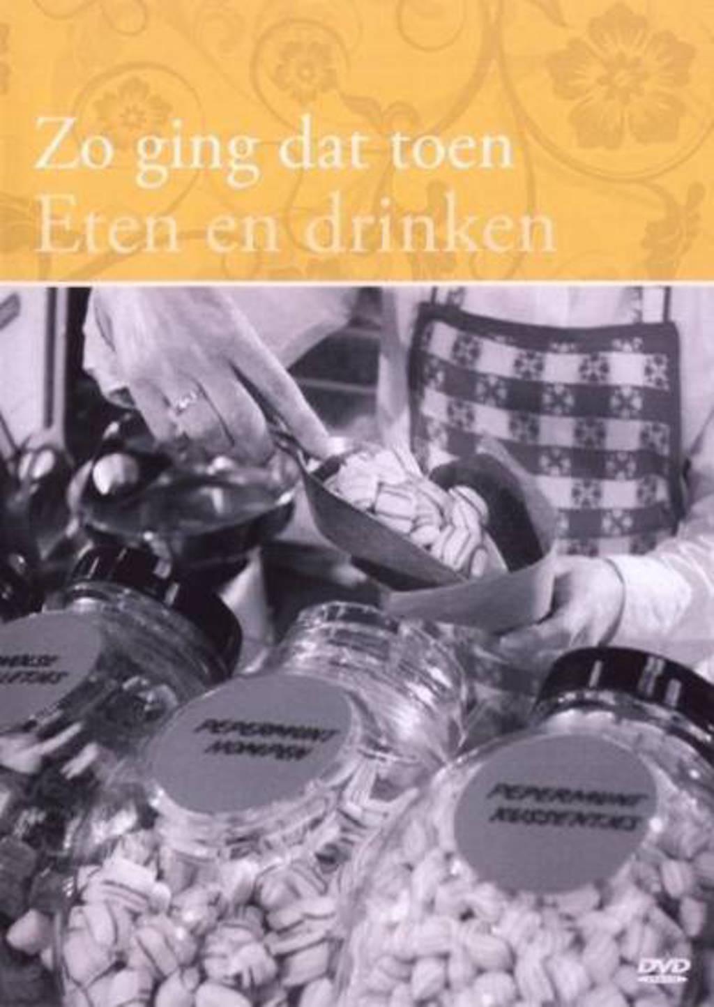 Zo ging dat toen-eten en drinken (DVD)