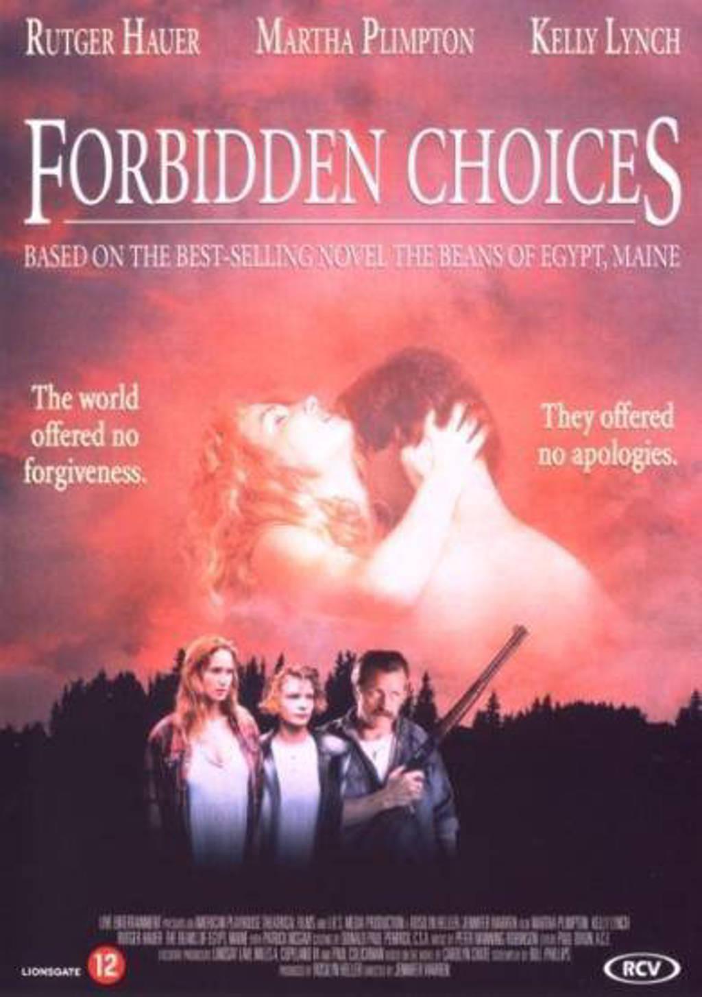 Forbidden choices (DVD)