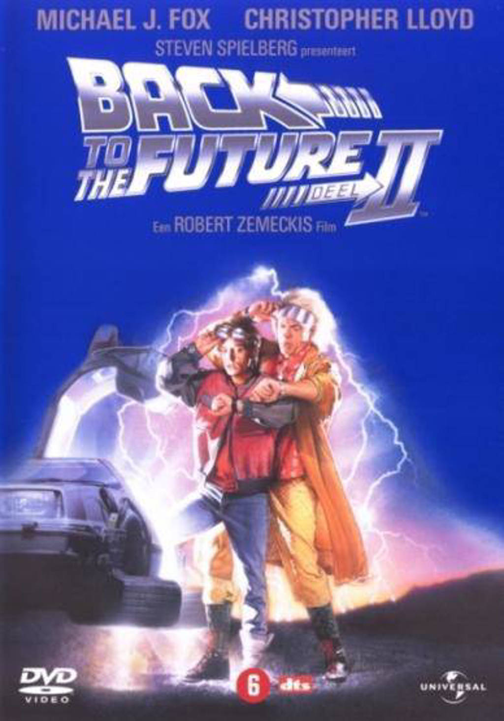Back to the future 2 (DVD)