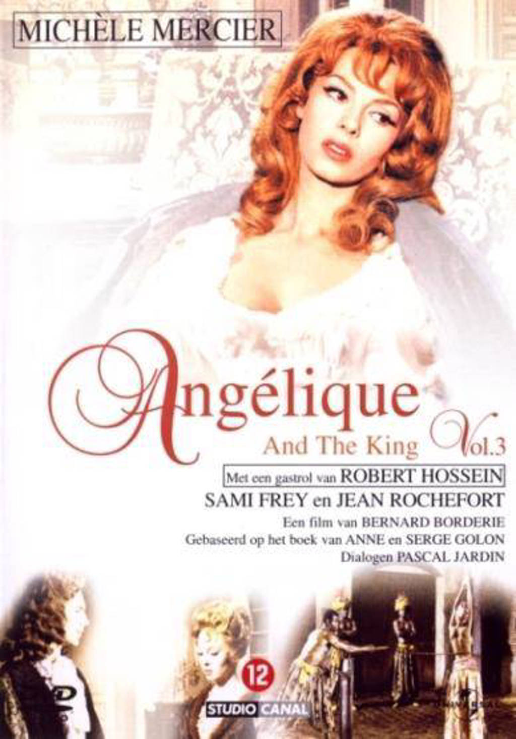 Angelique 3-and the king (DVD)