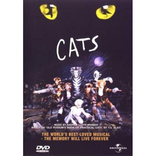 Cats musical (DVD) kopen