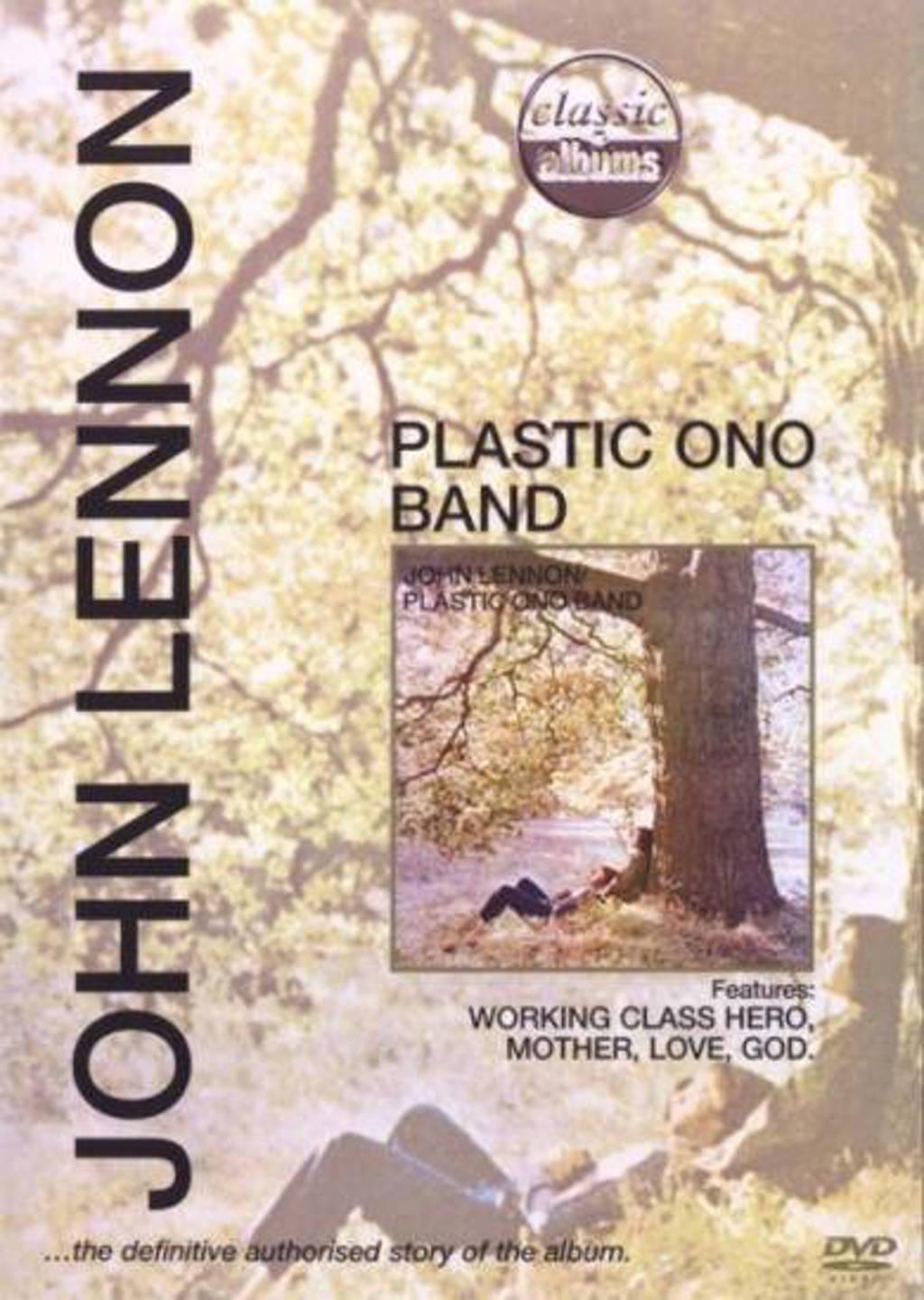 John Lennon - plastic ono band (DVD)