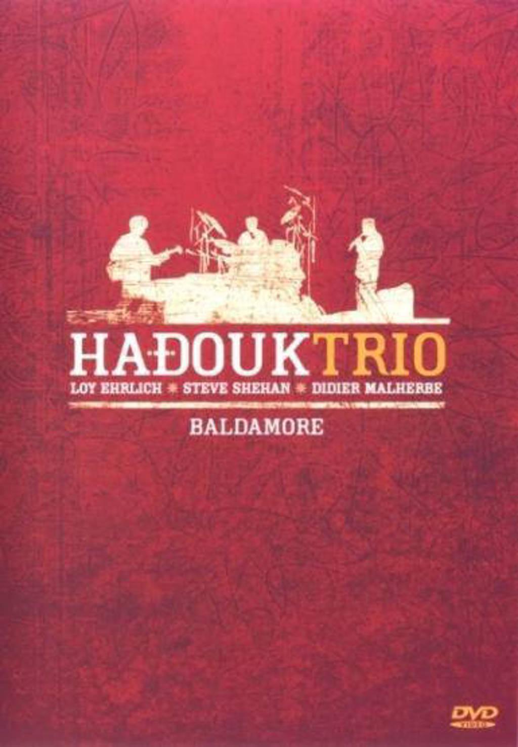 Hadouk trio - baldamore (DVD)
