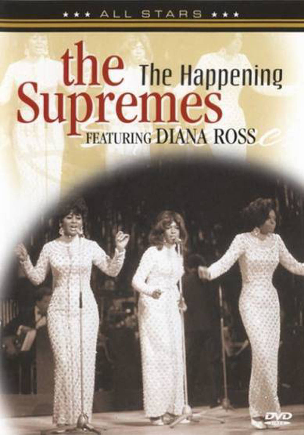 Supremes - the happening (DVD)