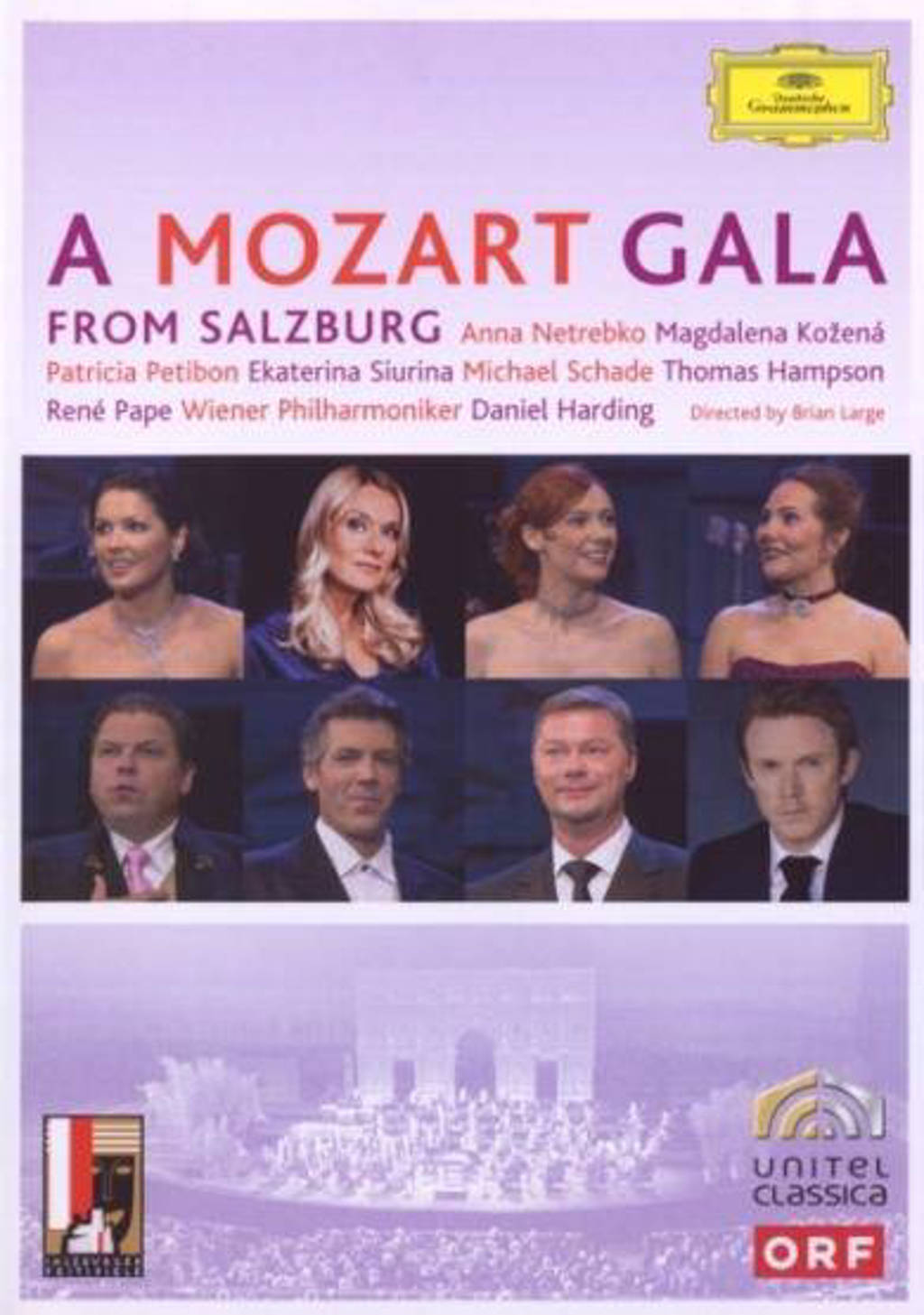Mozart gala Salzburg (DVD)