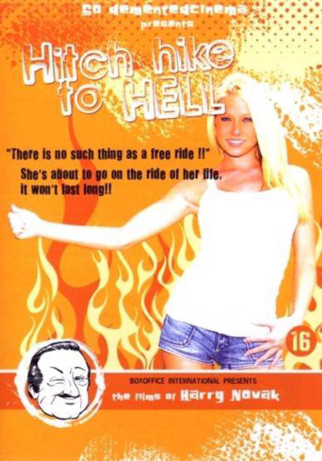 Hitchhike to hell (DVD)