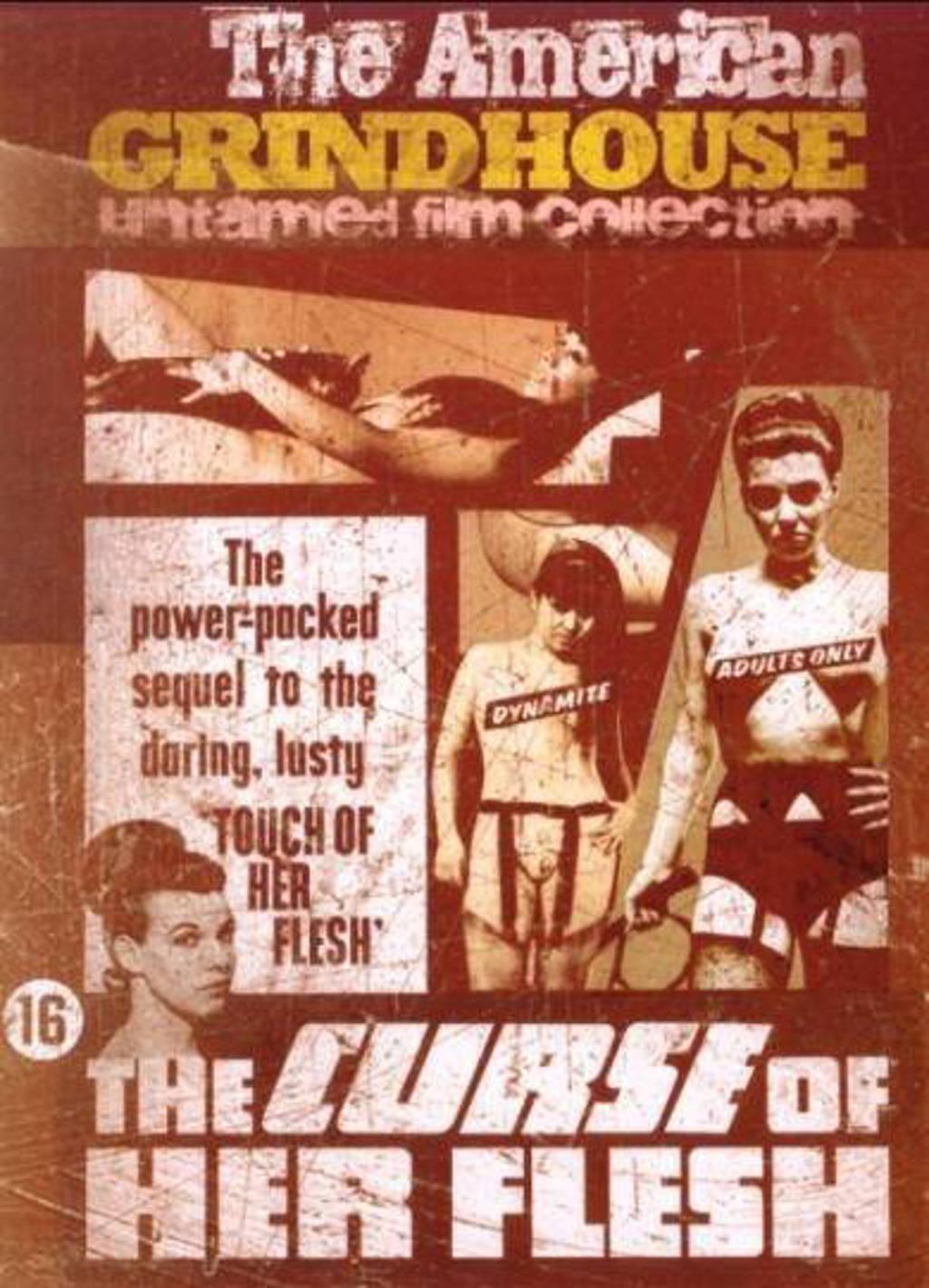 Curse of her flesh (DVD)