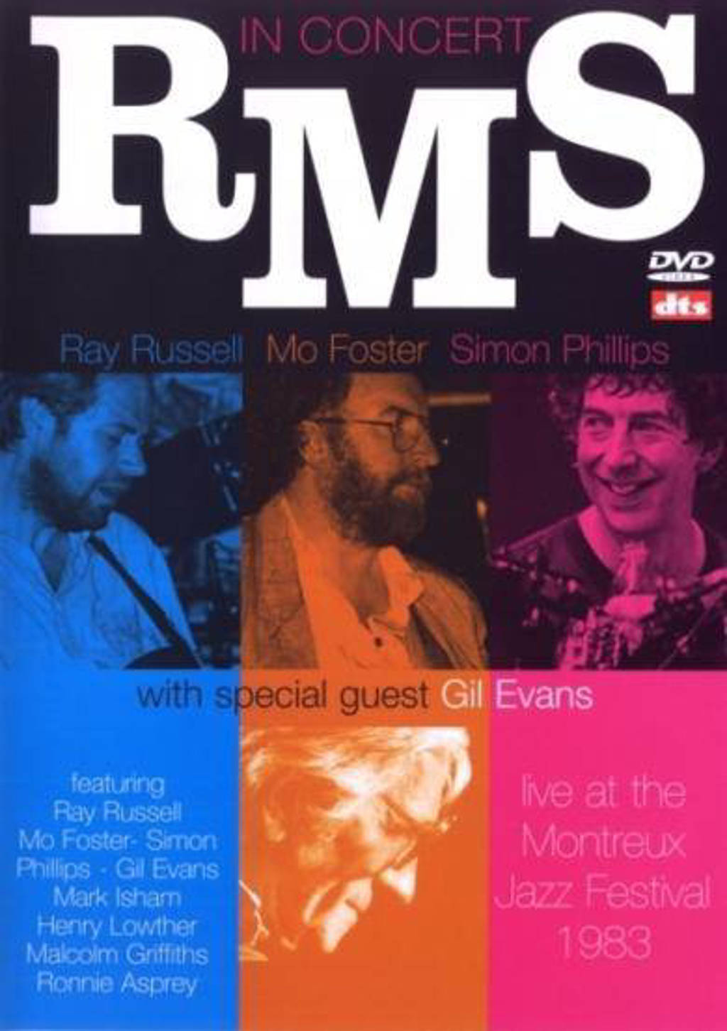 RMS in concert (DVD)