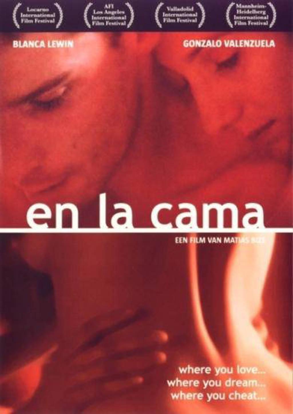 En la cama (DVD)