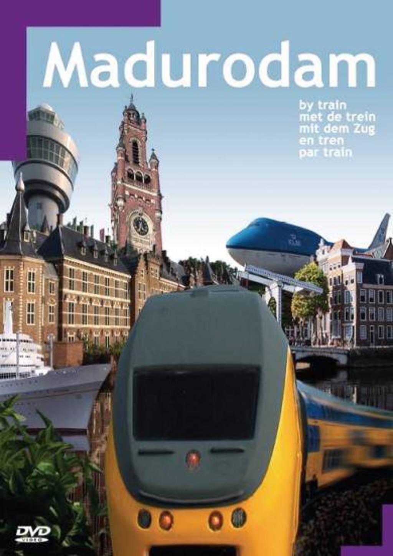 Madurodam-met de trein (DVD)
