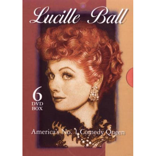 Lucille Ball collection (DVD) kopen