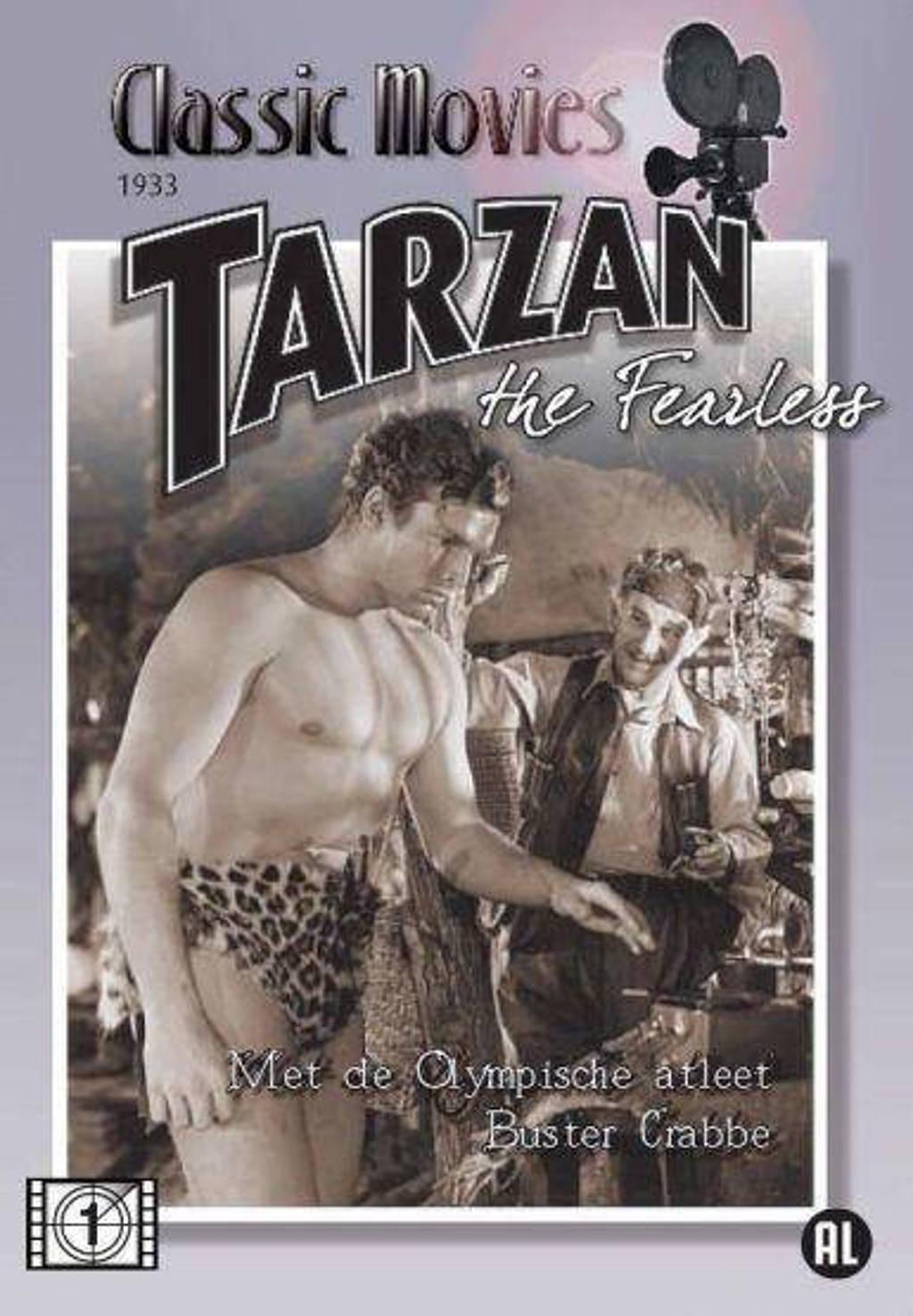 Tarzan the fearless (DVD)