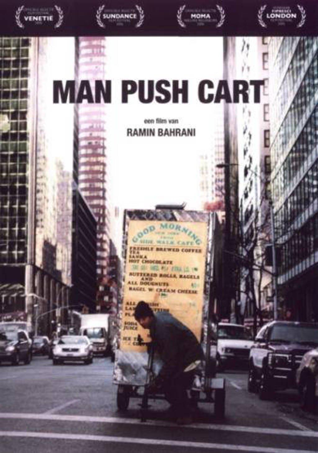 Man push cart (DVD)