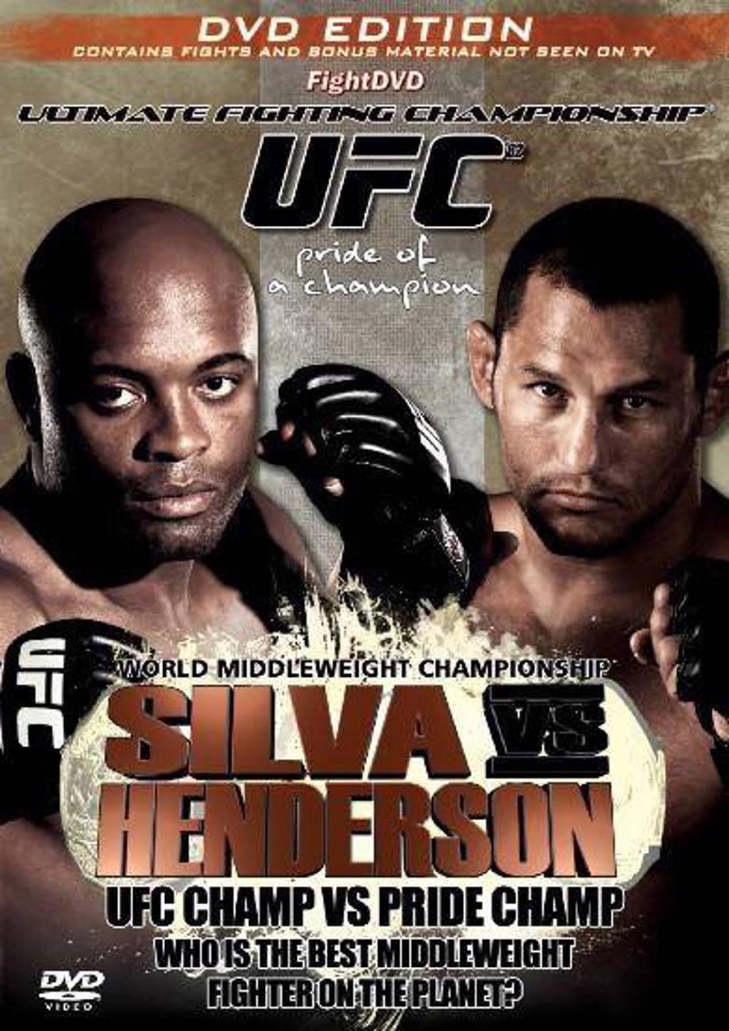 UFC - UFC 82 pride of a champion (DVD)